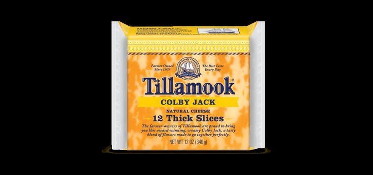 Colby Jack Cheese - Tillamook