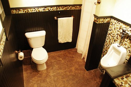 1000 images about joe 39 s stupid urinal on pinterest man for Male bathroom design