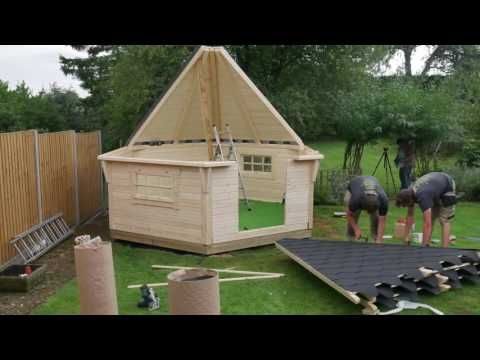 25 Seater BBQ Hut - Quality built to last - Living Outside