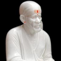 We have enthralling collection of Sai Baba Murti - http://www.indianmarblehandicrafts.com/shirdi-sai-baba-marble-statues.html