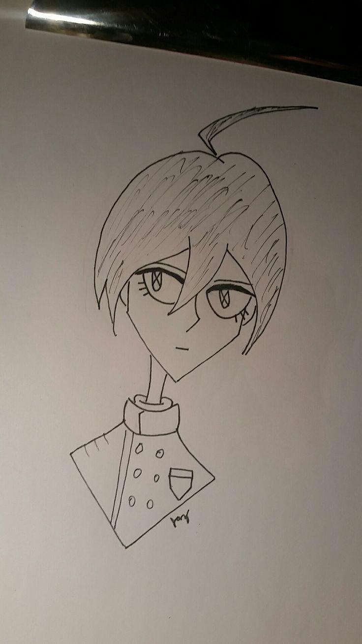 Shuichi Saihara ((Bear asked me to draw him so here I guess))