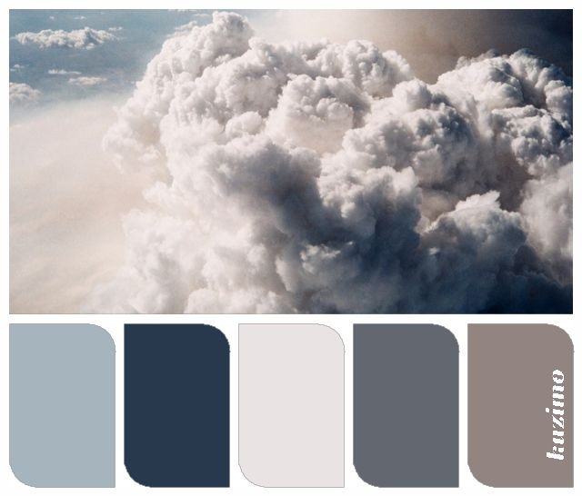 """Heavenly"" color-scheme"