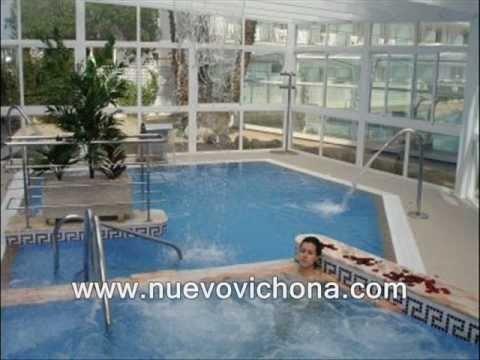 Hotel Nuevo Vichona Zona spa www.nuevovichona.com #hotel #nuevovichona #Sanxenxo #Galicia