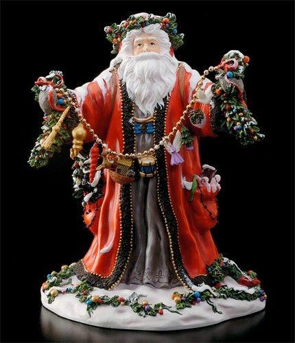 Pipka santa s retired ornaments sooooo