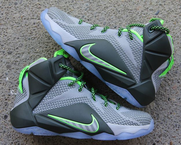 """These Shots Of The Nike Lebron 12 """"Dunkman"""" Are Looking Real Nice   KicksOnFire.com"""