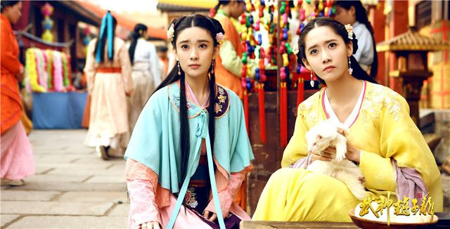 SNSD's YoonA and more of her pictures from the drama 'God of War Zhao Yun' ~ Wonderful Generation