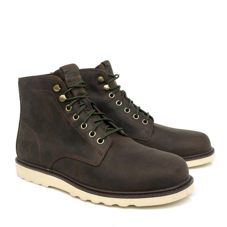 Black Boots - Bota Tbl Ek Newmarket Marrom - BlackBoots