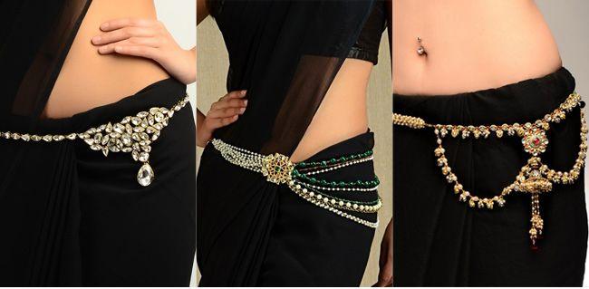 Elegant Sari Belt or Kamarband