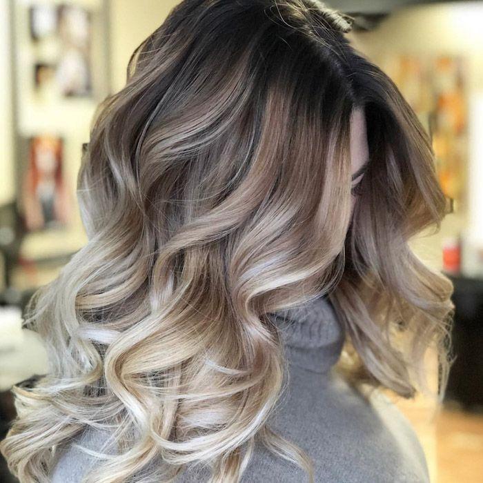 ▷ 1001 + Ideen und Inspirationen wie Sie Ihre Haare färben