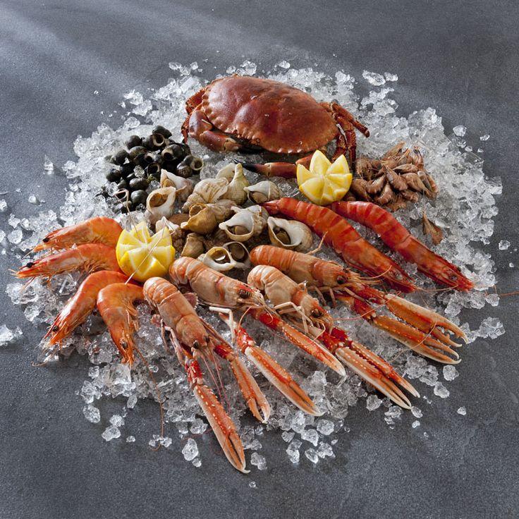 quoi mettre dans un plateau de fruits de mer cw44