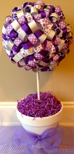 Best purple bridal shower images on pinterest