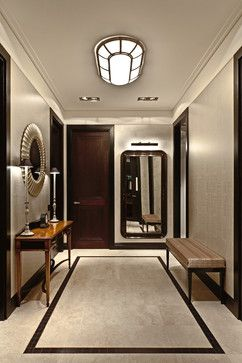Apartment. Moscow 2012 traditional-entry