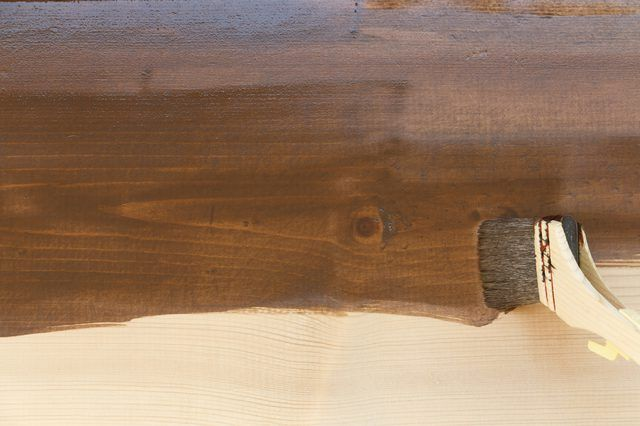 the best way to seal a wood tabletop with images