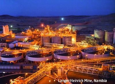 Langer Heinrich Uranium (Pty) Ltd offers 6 positions in Swakopmund, Namibia. South Africans welcome to apply. Metallurgical Superintendent Production, Senior Metallurgist, Senior Mining Engineer (Mining Superintendent), Senior Supply Chain Manager, Project Supervisor & Junior Metallurgist. To apply online, kindly go to http://www.langer.jb.skillsmapafrica.com/