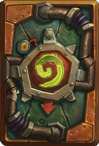 Card Back: Goblins Artist: Jason Kang