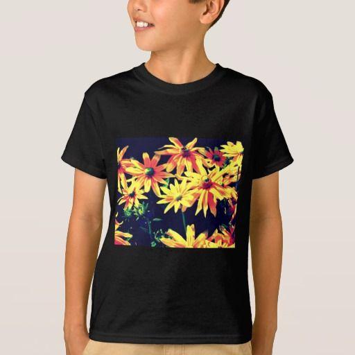 In artificial light Kids' tee shirt
