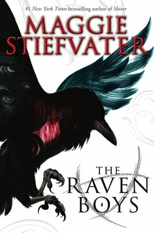The Literary Huntress: Book Review: The Raven Boys by Maggie Stiefvater