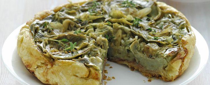 tatin-al-prosciutto-crudo-e-aromi ricetta