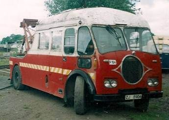 1949 Leyland 'Tiger' Heavy Recovery Vehicle