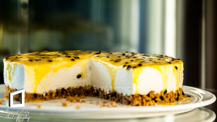 Home-made cheese cake