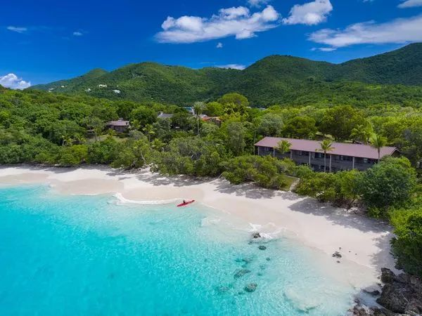 Caribbean All-Inclusive Resorts for Family Vacations: Caneel Bay