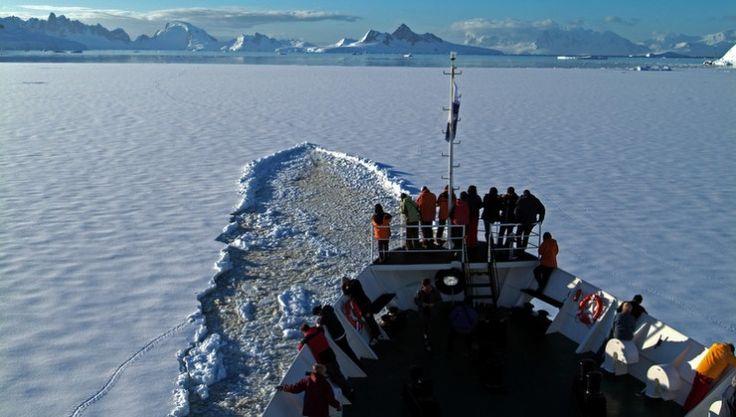 Classic Antarctica, Small Ship Cruise, Ushuaia