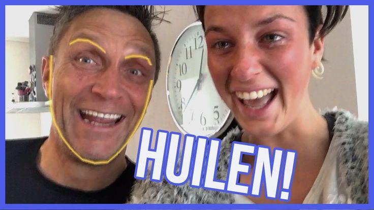 HUILEN DOOR FACE SWAP APP!! | Vlog #17