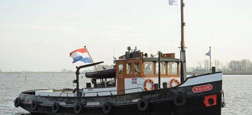 Sleepboot Willem