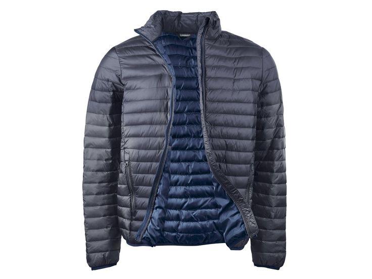 LIVERGY® Pánská prošívaná bunda (48, ... | LIDL-SHOP.CZ