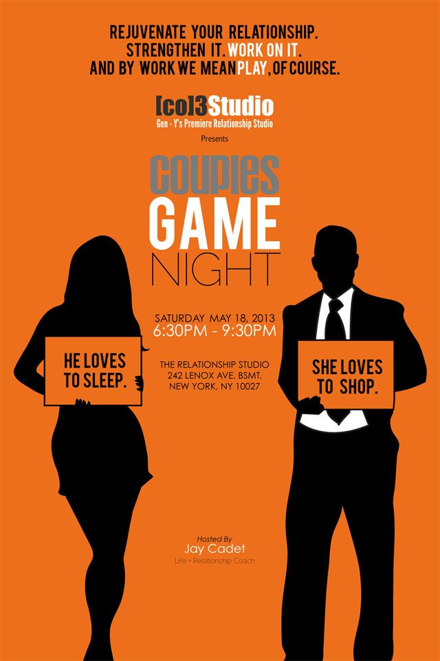 Best 25 couples game night ideas on pinterest couple for Activities for couples in nyc