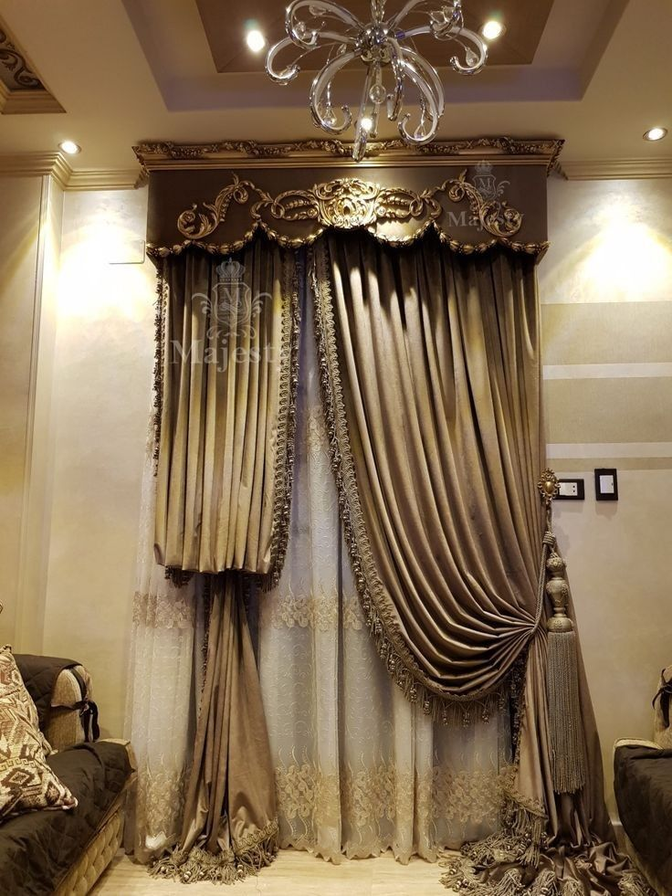 Top 40 Modern Curtain Ideas In 2020 Curtain Designs For Bedroom
