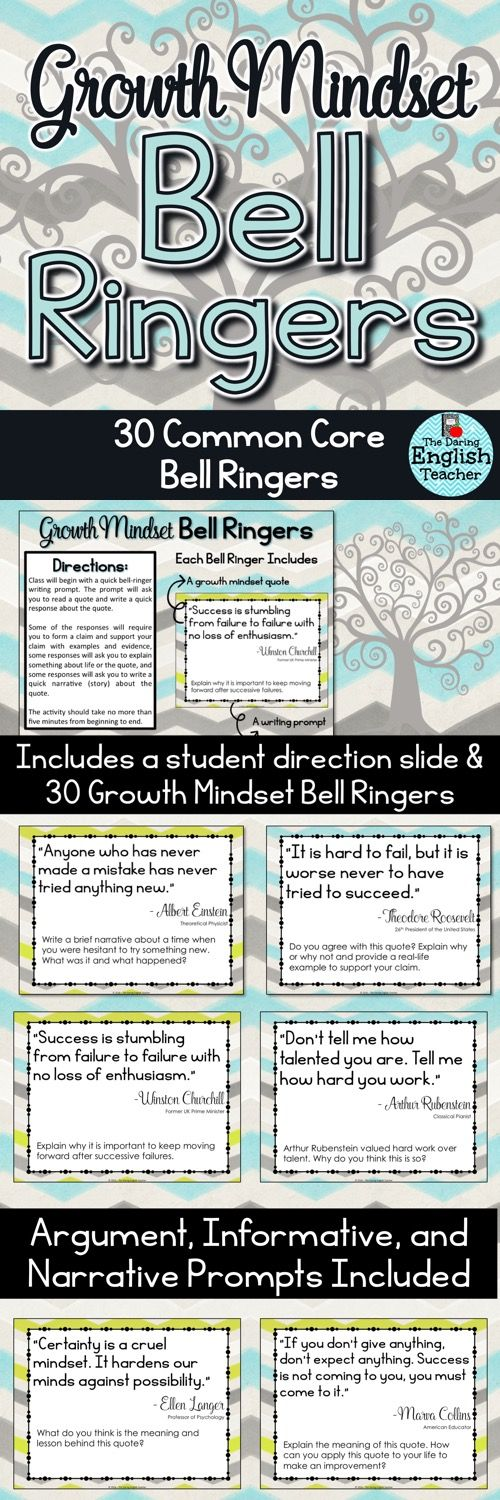 33 best 4th Growth Mindset images on Pinterest Salts, School and