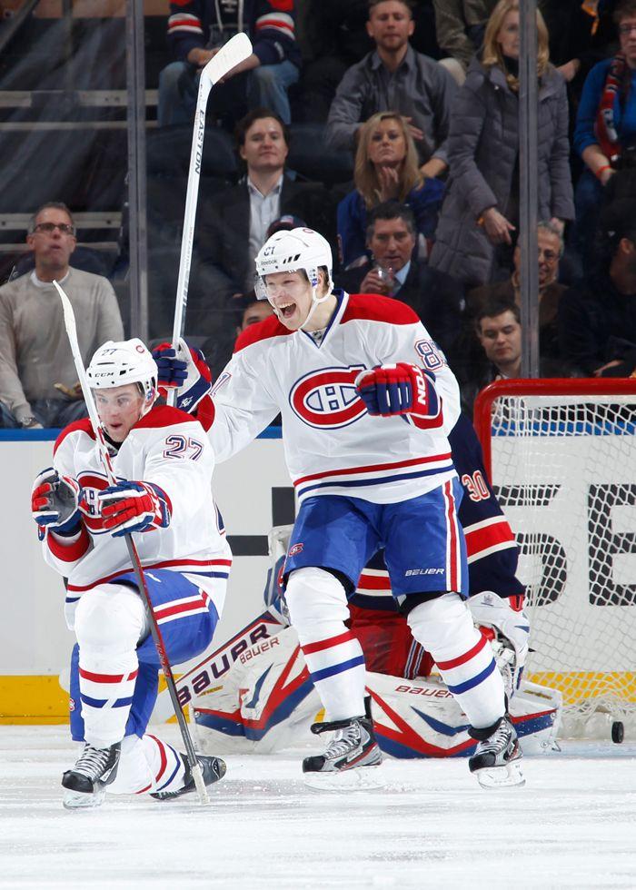 Top 25 - Photos 2012-2013 -10 - Canadiens de Montréal - Nouvelles