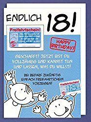 Was möchte man eigentlich zum 18. #Geburtstag geschenkt bekommen? Genau, ein #Freifahrtschein wäre großartig, man ist jetzt volljährig und möchte das Leben in vollen Zügen genießen. Meistens haben di…