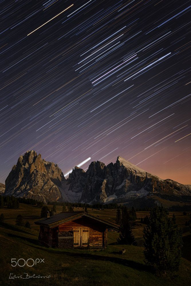 "Moony nights in Dolomites - Amazing night in Dolomites at autumn 2016  Follow me on <a href=""https://www.facebook.com/lubosbalazovic.sk"">FACEBOOK</a> or <a href=""https://www.instagram.com/balazovic.lubos"">INSTAGRAM</a>"