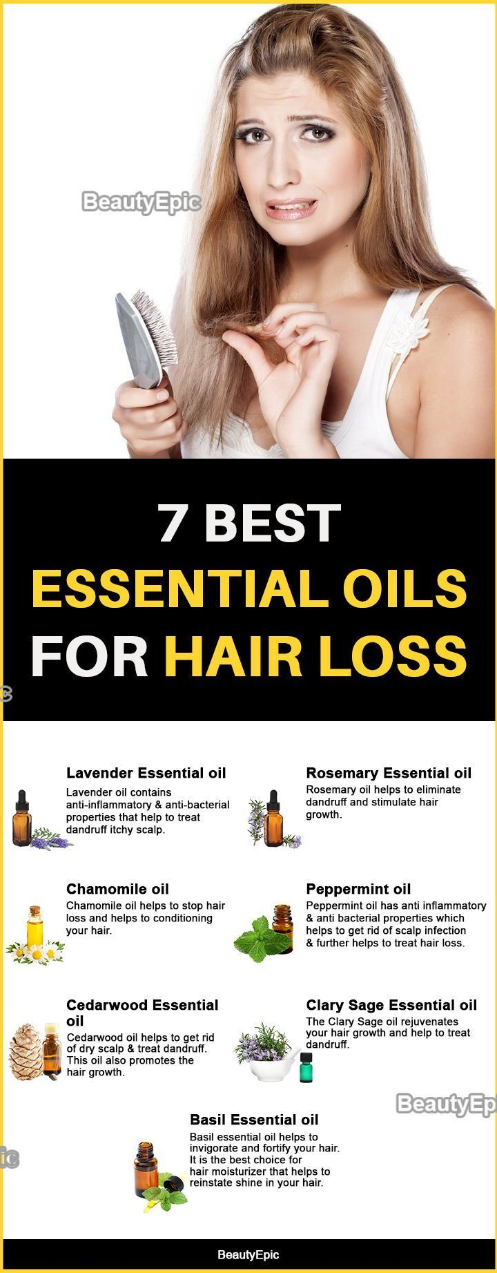 Important Oils for Hair Loss: Advantages and The right way to Use