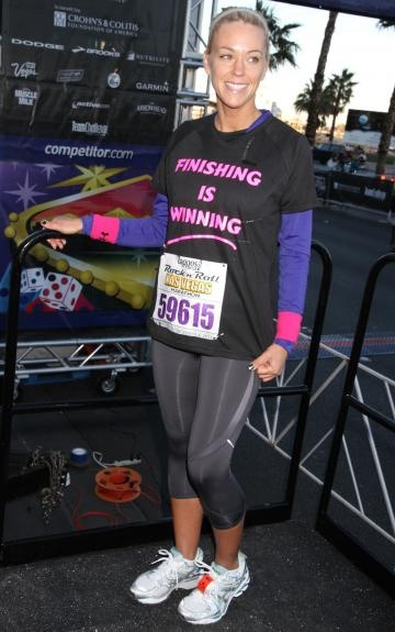 Kate Gosselin... Running a marathon!!!!
