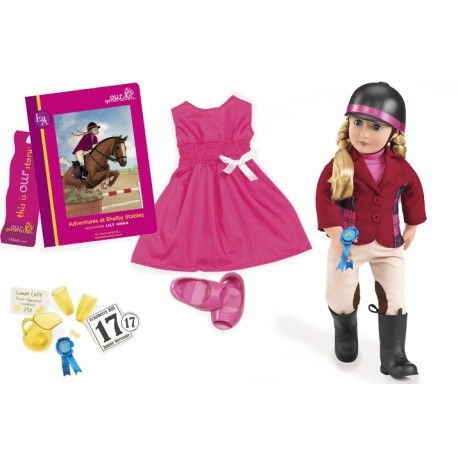 Our Generation - Deluxe Doll - Lily Anna