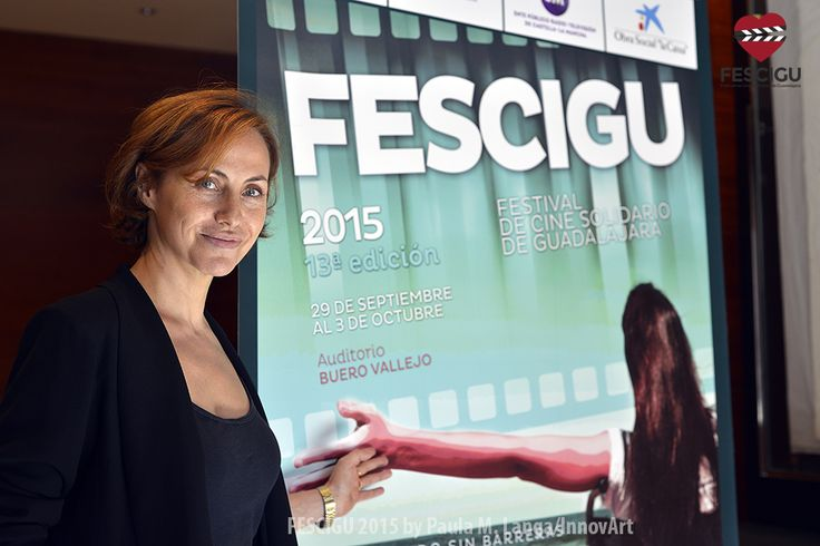Ana Otero (C) Foto FESCIGU-INNOVART