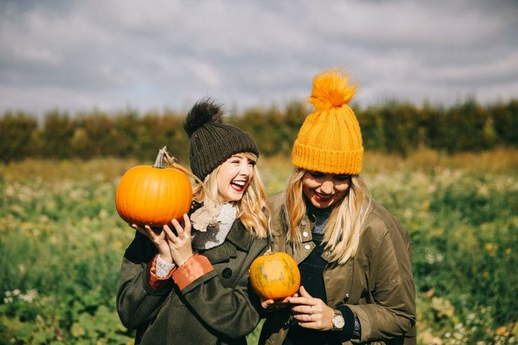 Zoella   Pumpkin Picking