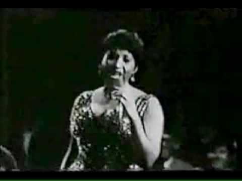 Aretha Franklin Singing Never Loved A Man (Live 1967)