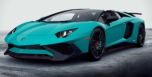 Lamborghini reveals the Aventador SV Roadster Read complete story click here http://www.thehansindia.com/posts/index/2015-08-18/Lamborghini-reveals-the-Aventador-SV-Roadster-170731