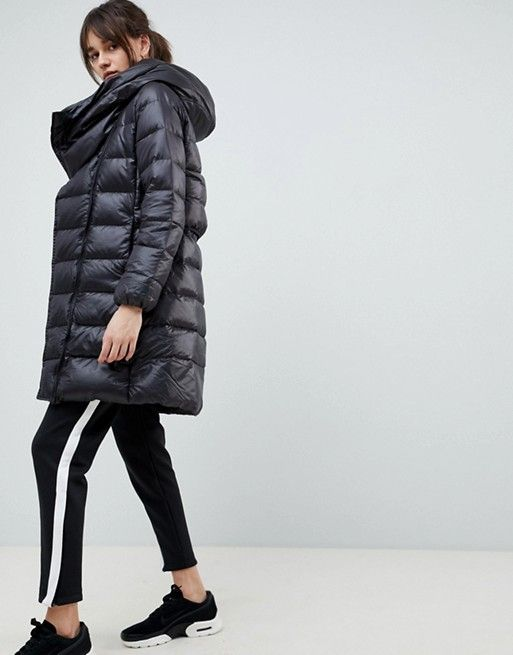 c30d961a4 Nike | Nike Down Filled Jacket With Asymmetric Zip ...