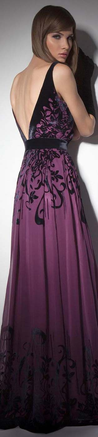 ROYAL Collection: VANITY /  Rochie de seara #purple #formal #dress