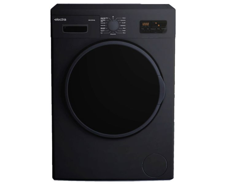 Electra WD1275F4B 7Kg / 5Kg Washer Dryer with 1200 rpm - Black