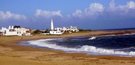Las mejores playas de Uruguay - Playa La Balconada en La Paloma