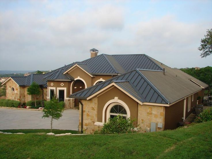 16 best images about roof on pinterest solar roofing for Types of residential roofs