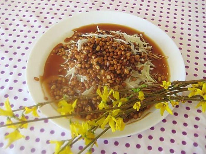 Рецепт салата из капусты острый