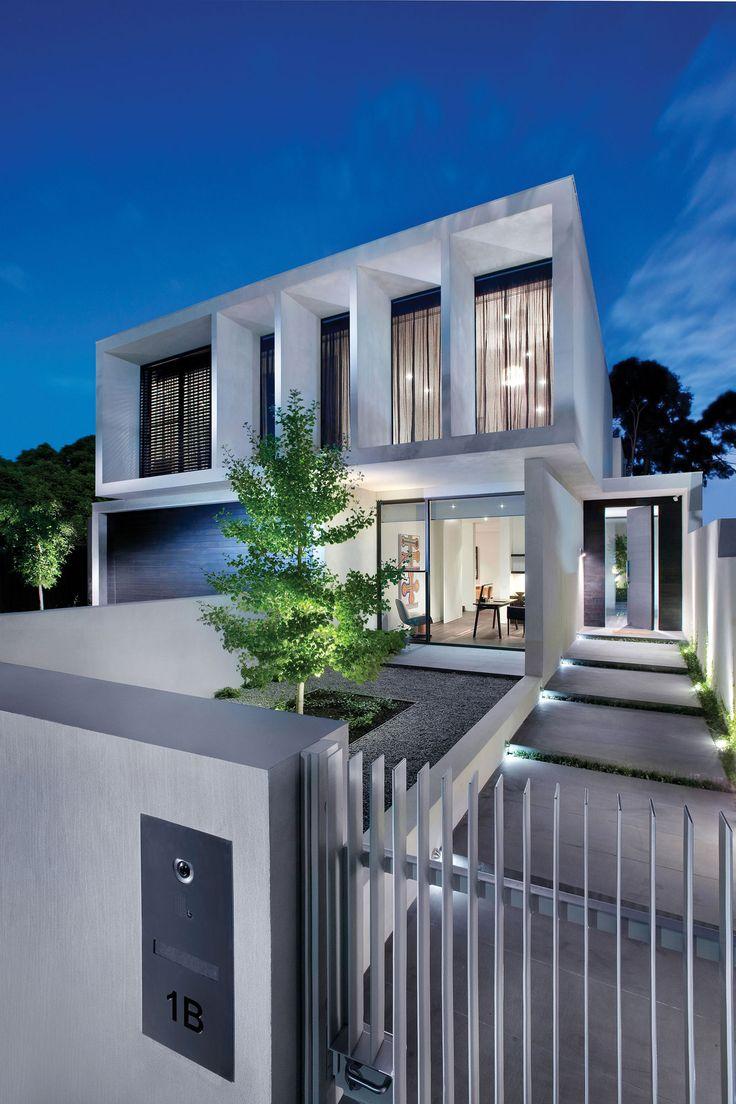 Gorgeous House Oriented Towards Sustainable Design Malvern