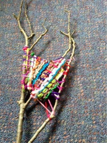 Tree+Branch+Weaving | My learning - Renee: My tree branch weaving